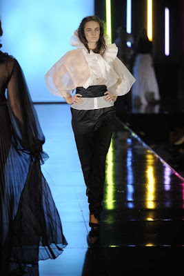 Nabil El Nayal, GFW, Graduate Fashion Week, London