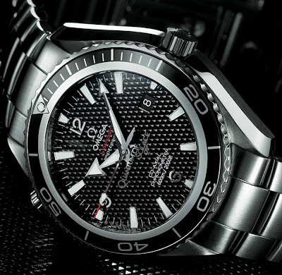 Omega Planet Ocean, Quantum of Solace, James Bond, Daniel Craig, 007, Mr. Bond, Watch