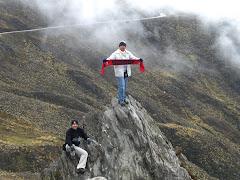 Pico Collado del Cóndor