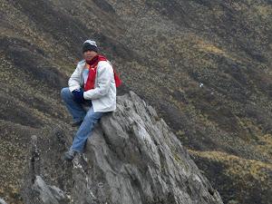 Collado del Cóndor (Pico El Aguila)