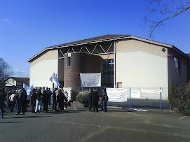 Occupation du collège, 7 avril 2008