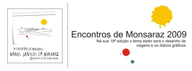 ENCONTROS DE MONSARAZ 2009