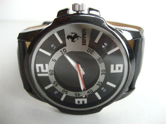Jam Tangan Ferrari Murah Jam Tangan Ferrari Black Shine