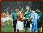 Adanaspor Erzurumspor maçından.