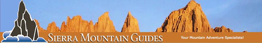 Sierra Mtn. Guides News