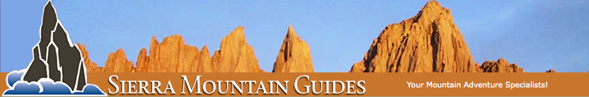 Sierra Mtn. Guides News