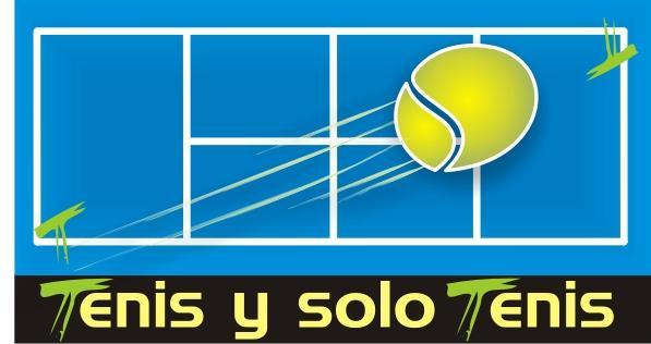 Tenis y solo tenis