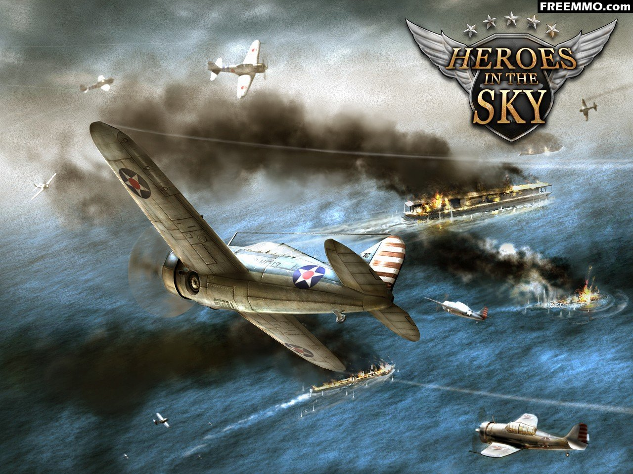 Heroes In The Sky (2012/ENG/PC)