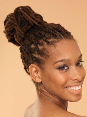 hairstyle for dreadlocks. Mens dreadlock hairstyles are created through the process of literally