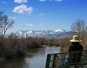 Carson River, Douglas County, Nevada