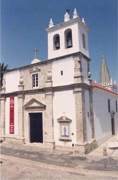 Santarém, Igreja do Milagre