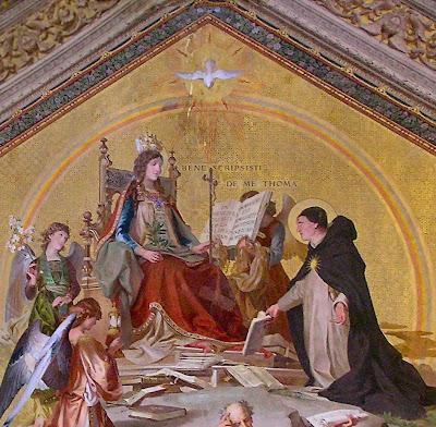 Santo Tomás de Aquino, el Vaticano