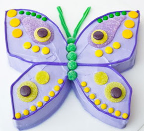 Cakes_Butterfly_A amazing birthday cakes edinburgh 7 on amazing birthday cakes edinburgh