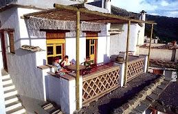 Terrace Casa de la Luz