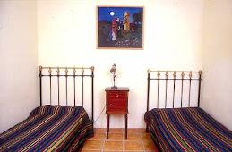 Bedroom Casa de la Luz