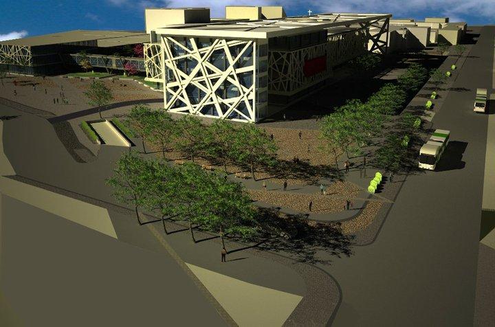 Arquitectura dise o intervenci n urbana hospital del - Arquitectura de diseno ...