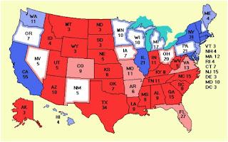 Electoral College 2004