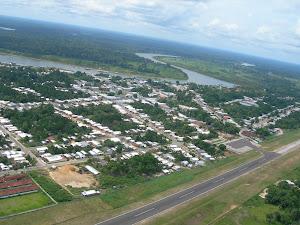 Foto Aérea de Carauari