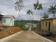 Comunidade Ribeirinha de Carauari-Gumo do Facão