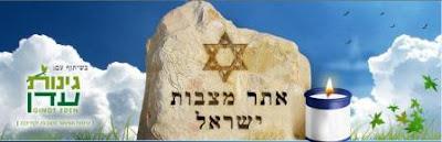 מצבה - אתר מצבות ישראל