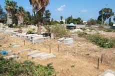 שיפוץ בית העלמין העתיק בחיפה