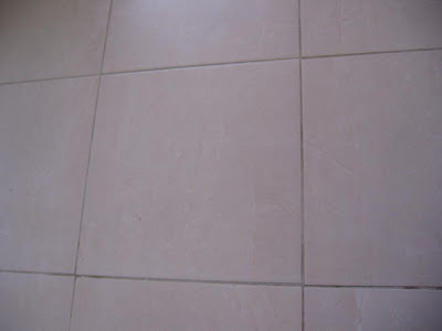 Building Our First House Progress110 1 Tiling Grout Colour