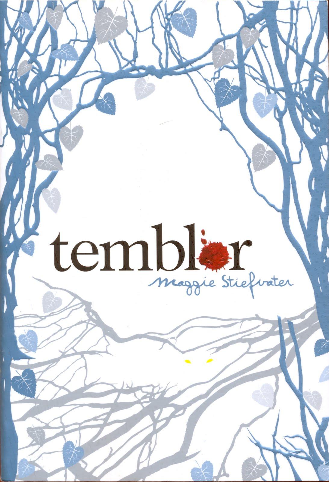 ¿Qué estas leyendo? Temblor+libro+portada