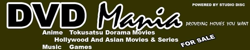DVD Mania
