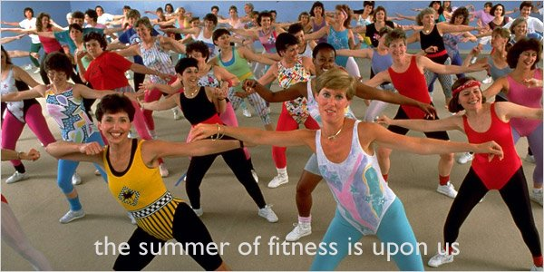the summer of fitness