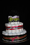 Little Seeds Diaper Cakes
