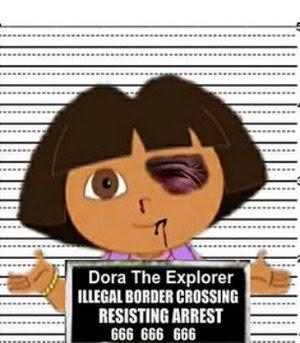Dora La Exploradora', agredida por ser inmigrante
