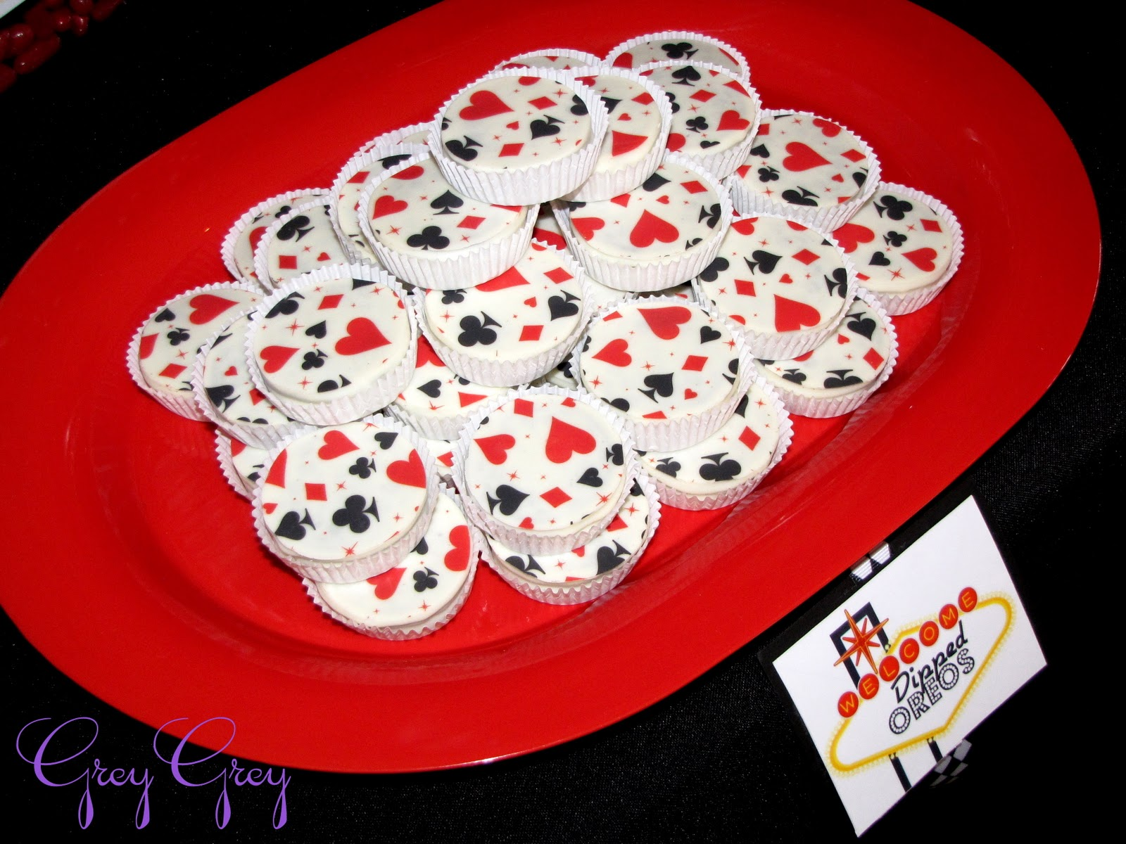 Casino 40th birthday party