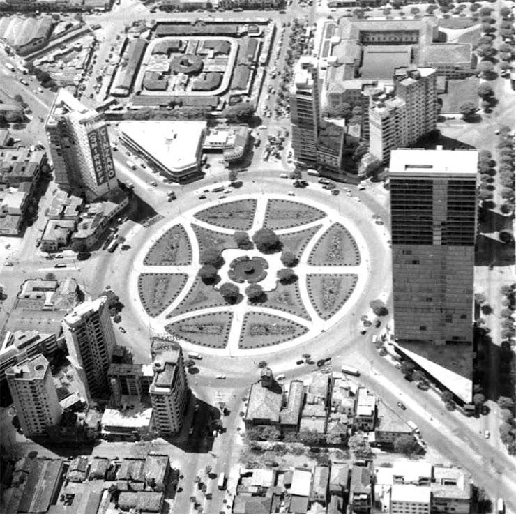 Praça Raul Soares - 1951