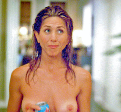 Jennifer Aniston Topless in The Break-Up