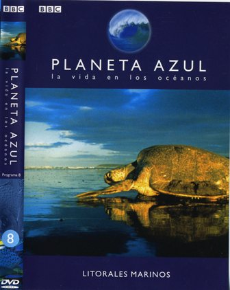 dvd 18 planeta azul 3 documentales