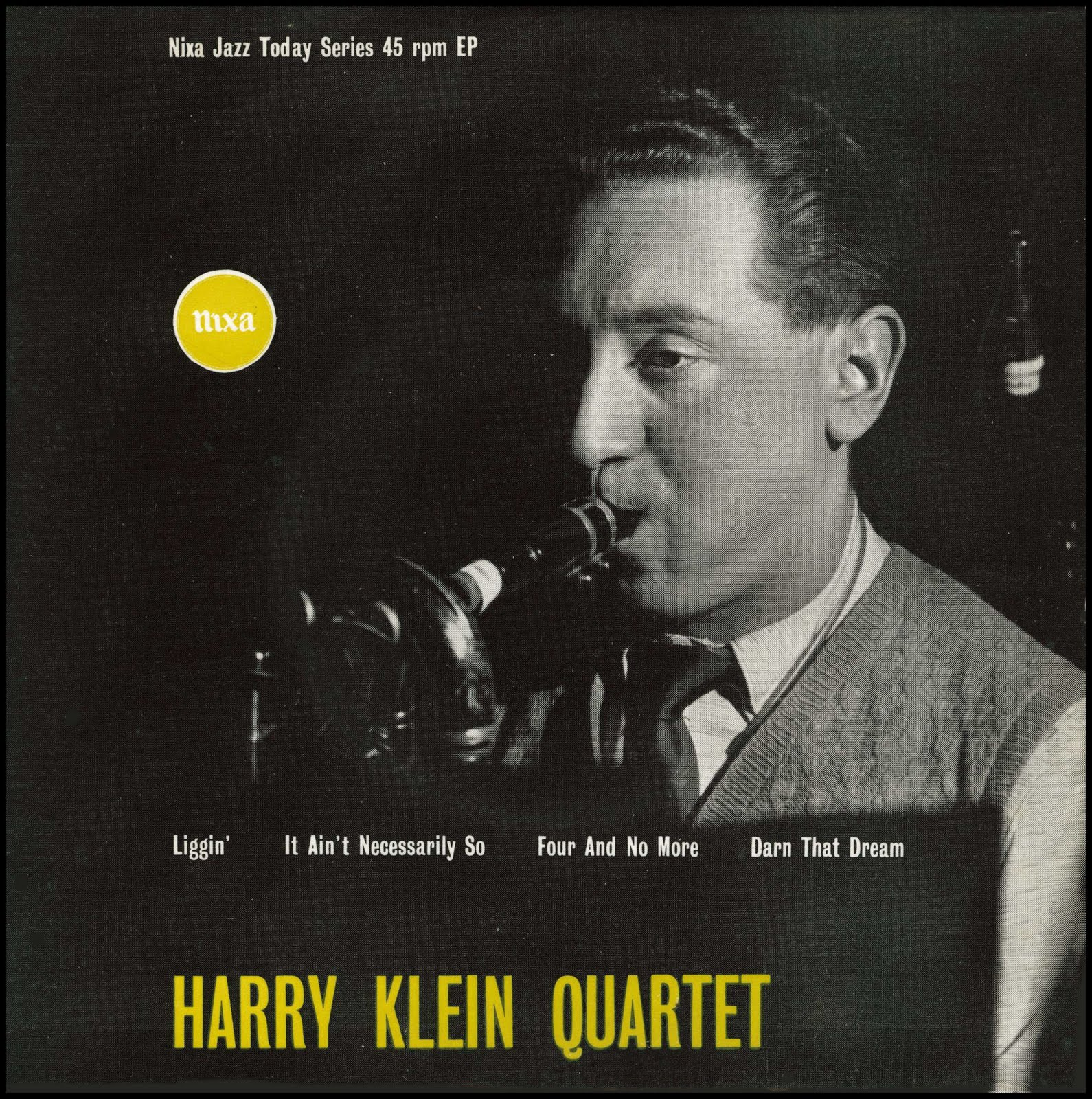 Stan Kenton And His Orchestra - He's Funny That Way - Abstraction
