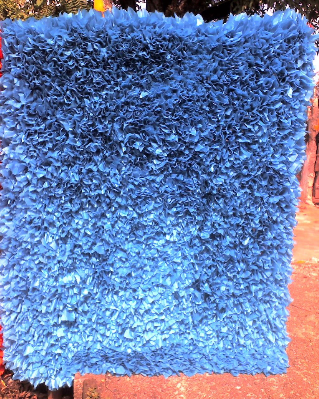 Moreno Alfombras Alfombra Azul