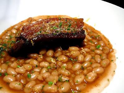 Gastrophoria: Checkers Downtown: $4 Foie Gras & Caviar