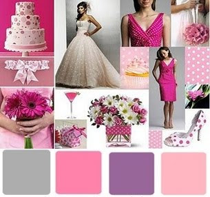 Color Inspiration wedding reception