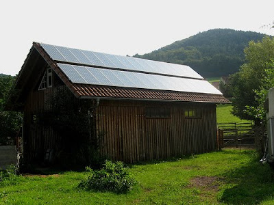 Instalación Solar Fotovoltaica sobre Cubierta