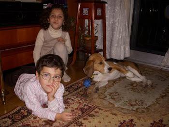 Mis niños y Teso