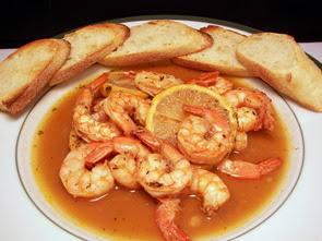 New Orleans-Style Shrimp