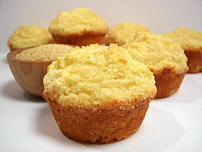 Culinary in the Desert: Sweet Corn Muffins