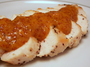 Chicken Breasts with Creole Mustard-Orange Sauce