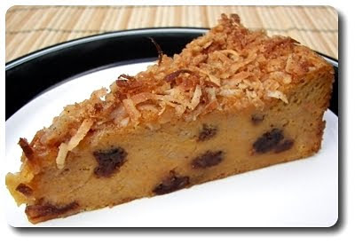 Culinary in the Desert: Sweet Potato Pudding Cake...
