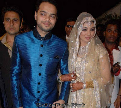 Ayesha Takia Wedding Pictures on Ayesha Takia  Traditional Bride   Wedding Pictures
