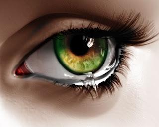 3D Eye Tear