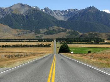 Arthurspass Road