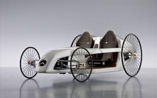 Mercedes Cycle Car