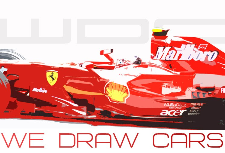 We Draw Cars